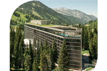 Cliff Lodge at Snowbird