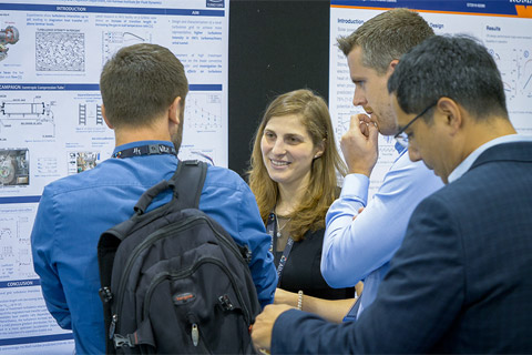Turbo Expo Student Poster Session